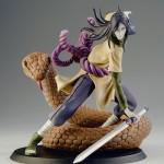Orochimaru crache son venin