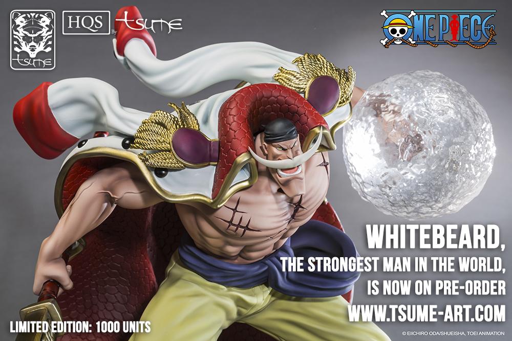 White Beard is taking on your showcase! - Tsume Art - Vos